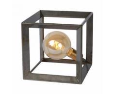 lampe industrielle Lucide Thor Gris Métal 73502/01/18