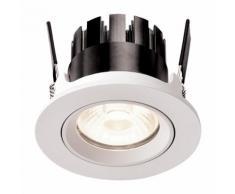 THOMSON Spot LED encastrable INCA orientable 8W IP54 - 690Lm / 4000K Blanc neutre