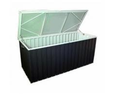 Duramax - Coffre de rangement anthracite métal 170 1,27 m2 - DUPB17PR