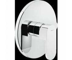 mitigeur de douche à encastrer nobili UP UP94108CR | Noir mat - 1 SORTIE