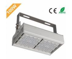 100W Projecteur LED Spot de Suspension Étanche IP65 Lampe de Haute Luminosité Basse Consommation