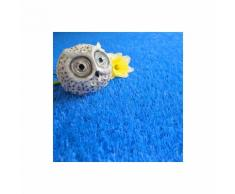 Rouleau faux gazon couleur Peps Bleu électrique - 20mm - Livraison gratuite - 2m x 25ml