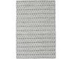 Noué à la main. Origine: India Tapis Kilim Long Stitch - Long Stitch Foncé Gris 120x180 Tapis Moderne
