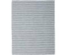 Noué à la main. Origine: India Tapis Kilim Long Stitch - Long Stitch Bleu 240x300 Tapis Moderne