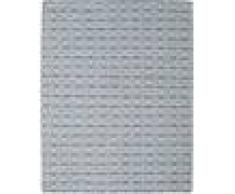 Noué à la main. Origine: India Tapis Kilim Long Stitch - Bleu 190x240 Tapis Moderne