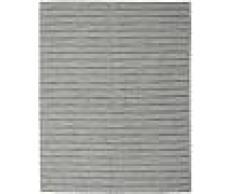 Noué à la main. Origine: India Tapis Kilim Long Stitch - Noir / Gris 240x300 Tapis Moderne