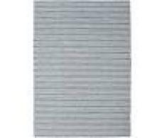 Noué à la main. Origine: India Tapis Kilim Long Stitch - Long Stitch Bleu 210x290 Tapis Moderne