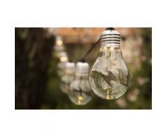Guirlande lumineuse LED : 2 / blanc chaud