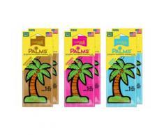 Assainisseurs palmier automobiles : Capistrano Coconut + Coronado Cherry + Laguna Breeze / 2 de chaque