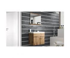 Set de salle de bain Chelsea : Chêne wotan