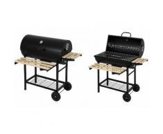 Grille barbecue à charbon : BBQS08