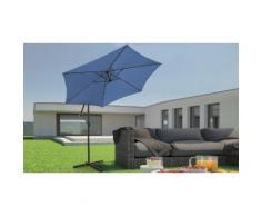 Parasol de jardin Miadomodo : Bleu