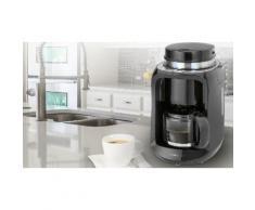 Machine à café avec moulin 2 en 1 Clatronic KA 3701