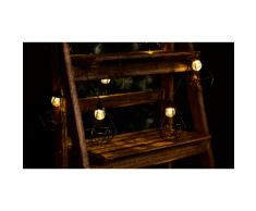 Guirlande lumineuse solaire : 2
