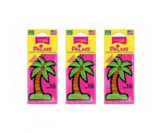 Assainisseurs palmier automobiles : Coronado Cherry / 3