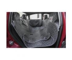 Hobbydog Housse de siège auto: Avec protection latérale et velcro, Gris L 220-140