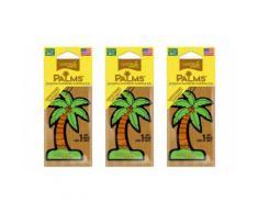 Assainisseurs palmier automobiles : Capistrano Coconut / 3