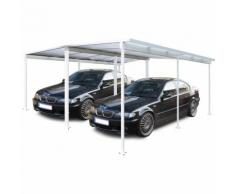 Carport double 1 pan 5x3 m