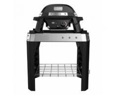 Barbecue électrique WEBER PULSE 1000 noir avec stand Noir Weber
