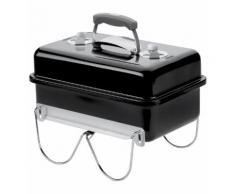 Barbecue charbon WEBER GO ANYWHERE BLACK CHARBON Noir Weber