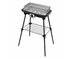 Barbecue électrique TEFAL Easygrill XXL Pieds BG921812 Noir Tefal