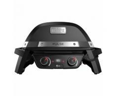 Barbecue électrique WEBER PULSE 2000 noir Noir Weber