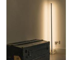 QAZQA Moderne Lampadaire / Lampe de sol / Lampe sur Pied / Luminaire / Lumiere / Éclairage Line-up