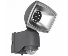 Projecteur solaire - 400 lumens - detecteur de mouvement