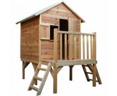 Cabane en bois pour enfant ILOA - SOULET