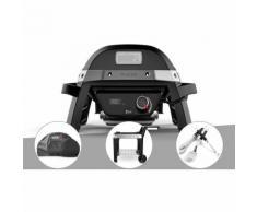 Barbecue électrique Weber Pulse 1000 + Housse + Chariot + Kit Ustensile