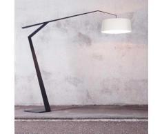 Lampadaire de salon design Grus LUMEN CENTER ITALIA - Blanc