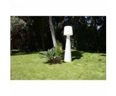 Lampadaire contemporain LADY W | Hauteur 110cm