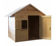 Cabane en bois pour enfant IGOR - SOULET