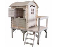 Cabane en bois pour enfant ROSE - SOULET