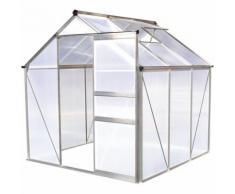 "Serre jardin polycarbonate ""Hortensia"" 3,65m²"