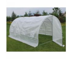 Serre de jardin Luxe MIMOSA -12 m2 - 220G/M2