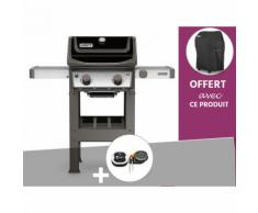Barbecue gaz Weber Spirit II E-210 GBS + Thermomètre IGrill 3 + Housse OFFERTE