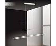 paul neuhaus Suspension Paul Neuhaus INIGO LED Acier inoxydable, 2 lumières - Moderne - Intérieur - INIGO - Délai de livraison moyen: 6 à 10 jours ouvrés. Port gratuit France métropolitaine et Belgique dès 100 ?.