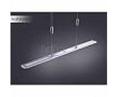 paul neuhaus Suspension Paul Neuhaus NIKA LED Aluminium, 1 lumière - Moderne - Intérieur - NIKA - Délai de livraison moyen: 6 à 10 jours ouvrés. Port gratuit France métropolitaine et Belgique dès 100 ?.