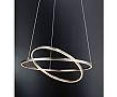 paul neuhaus Suspension Paul Neuhaus INIGO LED Acier inoxydable, 2 lumières - Moderne/Design - Intérieur - INIGO - Délai de livraison moyen: 6 à 10 jours ouvrés. Port gratuit France métropolitaine et Belgique dès 100 ?.