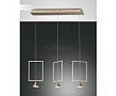 fabas luce Suspension Fabas Luce Sirio LED Or, 3 lumières - Design - Intérieur - Sirio - Délai de livraison moyen: 10 à 14 jours ouvrés. Port gratuit France métropolitaine et Belgique dès 100 ?.