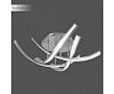 paul neuhaus Plafonnier Paul Neuhaus LINDA LED Acier inoxydable, 4 lumières - Moderne/Design - Intérieur - LINDA - Délai de livraison moyen: 3 à 6 jours ouvrés. Port gratuit France métropolitaine et Belgique dès 100 ?.