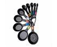 kitchen craft Set de 10 cuillères doseuses