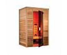 MULTIWAVE 3 PL - Sauna infrarouge multiwave 3 places 150x100x190cm