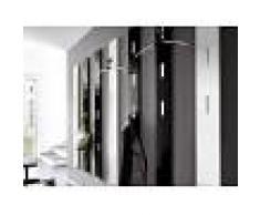 Mobistoxx Porte-manteaux WEST-COAT noir brillant