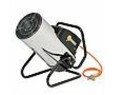 Chauffage air pulsé mobile gaz automatique 44.3kW - orientable Sovelor GP55AI-CO