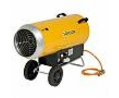 Chauffage air pulsé mobile au gaz BLP 230W Sovelor BLP103E
