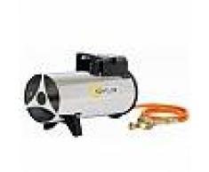 Chauffage air pulsé portable au gaz propane 50W Sovelor MG180