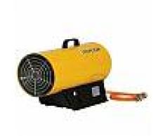 Chauffage air pulsé mobile au gaz BLP 60W Sovelor BLP33M