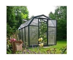 Serre de jardin ECOGROW 6x8 - 5.4m²